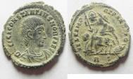 Ancient Coins - CONSTANTIUS GALLUS. AE 3 . ROME MINT