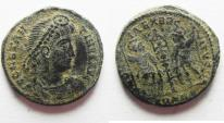 Ancient Coins - 	CONSTANTINE I AE 4 .