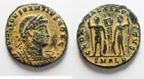 Ancient Coins - CONSTANTINE II AE 3 . ALEXANDRIA MINT