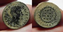Ancient Coins - CONSTANTIUS II AE 4 . AS FOUND