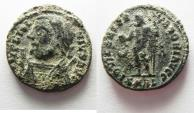 Ancient Coins - 	LICINIUS I AE 3