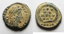 Ancient Coins - CONSTANTIUS II AE 4 OF ALEXANDRIA