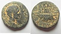 Ancient Coins - DECAPOLIS. GADARA. GORDIAN III. GALLEY