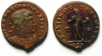 Ancient Coins - BEAUTIFULL CONSTANTINE I AE FOLLIS TRIER MINT