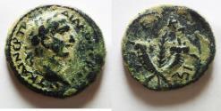 Ancient Coins - JUDAEA. GALILEE. TIBERIAS . TRAJAN AE 20