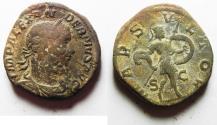 Ancient Coins - SEVERUS ALEXANDER AE SESTERTIUS