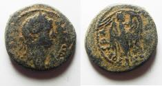 Ancient Coins - JUDAEA CAPTA. UNDER TITUS. AE 22