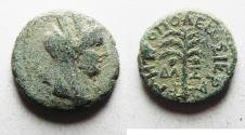 Ancient Coins - BEAUTIFUL: Phoenicia, Tyre, 1st Century BC, AE 16