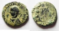 Ancient Coins - AS FOUND. LICINIUS II AE FOLLIS