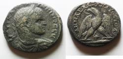 Ancient Coins - PHOENICIA . TYRE. CARACALLA . SILVER TETRADRACHM