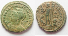 Ancient Coins - LICINIUS I AE FOLLISI