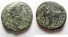 Ancient Coins - DECAPOLIS, Antiochia ad Hippum. Commodus. AD 177-192. Æ 24