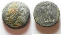 Ancient Coins - Ptolemaic Kingdom. Ptolemy II AE 39