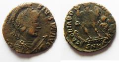 Ancient Coins - Theodosius I, 379-395 AD, AE2