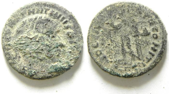 Ancient Coins - CONSTANTINE I E FOLLIS AS FOUND
