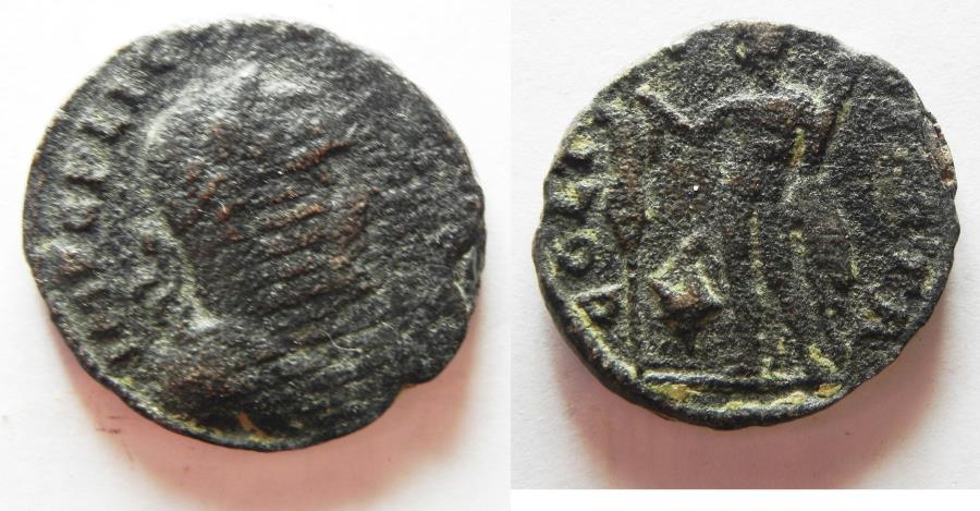 Ancient Coins - PHOENCIA. TYRE. VALERIAN I AE 27