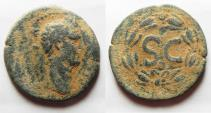 Ancient Coins - ANTIOCH . NERVA AE 31MM . 13.39GM