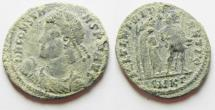 Ancient Coins - AS FOUND CONSTANS AE CENT.