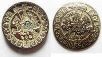 World Coins - Found In Jordan: MEDIEVAL. Holy Roman Empire, Archduchy of Austria. Archduke Sigismund (1446-1490). AE 22mm, 2.69g.