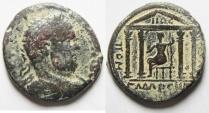 Ancient Coins - Syria, Decapolis.  Gadara under Caracalla (AD 198-217). AE 26mm, 11.24g.