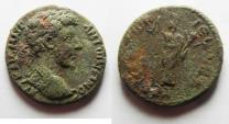 Ancient Coins - Decapolis. Capitolias under Marcus Aurelius (AD 161-180). AE 23mm, 8.05g. Struck in civic year 68 (AD 165/6).