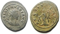 Ancient Coins - BEAUTIFULL GALLIENUS BILLON ANTONINIANUS