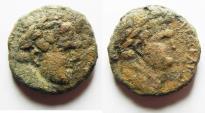 Ancient Coins - DECAPOLIS. PHILADELPHIA . DOMITIAN AE 22