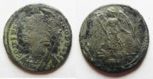 Ancient Coins - CONSTANTINE I AE 3 . COMMEMORATIVE