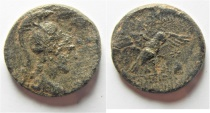 Ancient Coins - Side, Pamphylia, 1st C BC, AE23