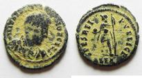 Ancient Coins - RARE JULIAN II AE 4 . ALEXANDRIA MINT. DESERT PATINA