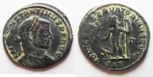 Ancient Coins - CONSTANTINE I AE FOLLIS. NICE QUALITY