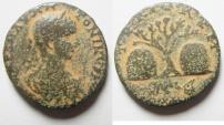 Ancient Coins - PHOENICIA, Tyre. Elagabalus. AD 218-222. Æ (26mm, 11.67 g,)
