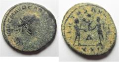 Ancient Coins - CARINUS AE ANTONINIANUS. AS FOUND