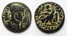 Ancient Coins - Licinius I (AD 308-324) Æ3. SCARACE