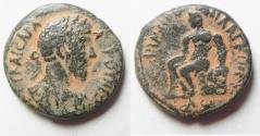 Ancient Coins - Roman Provincial. Decapolis, Abila under Marcus Aurelius (AD 161-180) AE 24mm