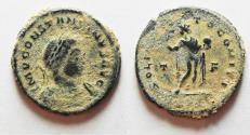 Ancient Coins - BEAUTIFUL DESERT PATINA. CONSTANTINE II AE FOLLIS