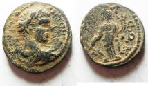Ancient Coins - SELEUCIS and PIERIA, Gabala. Elagabalus. AD 218-222. Æ 23
