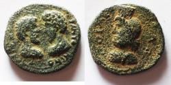 Ancient Coins - JUDAEA, Aelia Capitolina (Jerusalem). Marcus Aurelius & Lucius Verus. AD 161-169. Æ 23