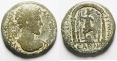 Ancient Coins - Syria, Decapolis. Abila under Commodus (AD 177-192). AE 29 mm