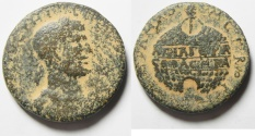 Ancient Coins - Syria. Coele Syria. Damascus under Volusian (AD 251-253). AE 29mm, 18.78gm