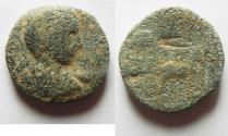 Ancient Coins - DECAPOLIS. PHILADELPHIA . ELAGABALUS? AE 19