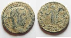 Ancient Coins - MAXIMIANUS AE FOLLIS. AS FOUND. ANTIOCH