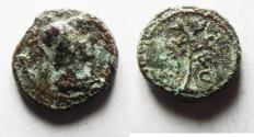 Ancient Coins - ROMAN AUTONOMOUS AE 14