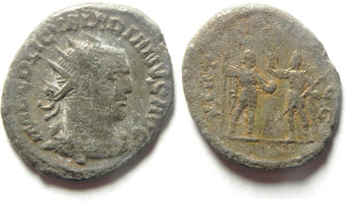 Ancient Coins - PHILIP I  BILLON ANTONINIANUS