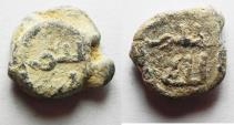 Ancient Coins - ISLAMIC. UMMAYYED LEAD TOKEN