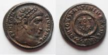 Ancient Coins - BEAUTIFUL PORTRAIT. CHOICE QUALITY. CONSTANTINE I AE 3