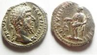 Ancient Coins - CHOICE LUCIUS VERUS SILVER DENARIUS