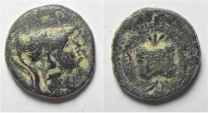 Ancient Coins - Pamphylia, Side,  AE17