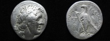 Ancient Coins - Ptolemaic kings. Ptolemy I Soter (305-282 BC). AR tetradrachm (27mm, 13.47g). Citium mint. Struck c. 294-282 BC.