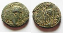 Ancient Coins - JUDAEA CAPTA. TITUS . AE 22